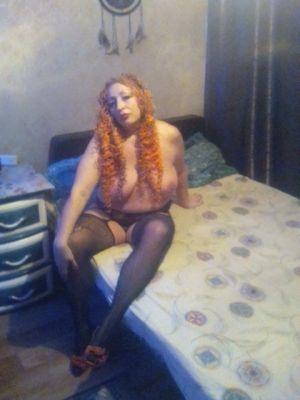 Василиса предлагает массаж простаты страпоном, недорого
