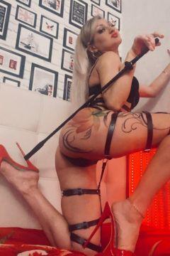 Domina Nika♥️ — анкета проститутки, от 3000 руб. в час