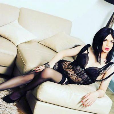 АЛАНА ТРАНСЕКСУАЛКА  — проститутка с большими формами, 23 лет