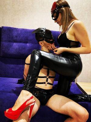 Доминика и Господин -—проститутка для группового секса, тел. 8 961 069-79-83, доступна 24 7