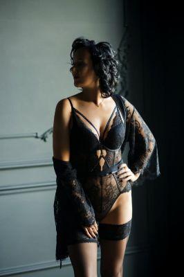 Натали — проститутка big size